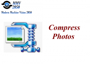 Compress photo