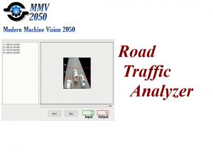 Road Traffic analyzer